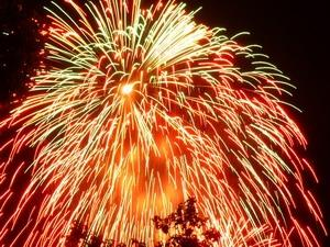 download spectacular fireworks screensaver