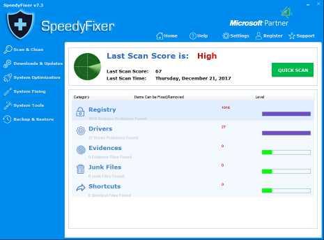 SpeedyFixer