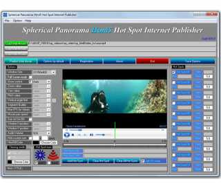 Spherical Panorama Html5 360 Hot Spot Video