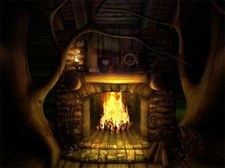 Download Spirit of Fire 3D Screensaver