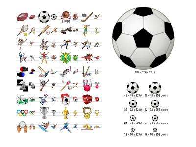 Download Sport Icons