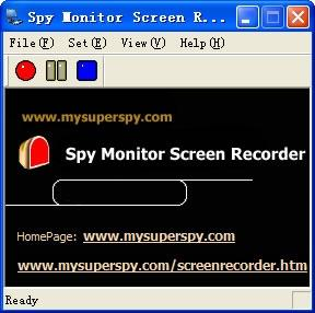 Download Spy Monitor Screen Recorder