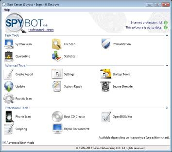 Download Spybot