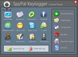 Download SpyPal Home PC Spy 2012