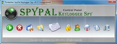 Download SpyPal Keylogger Spy 2012