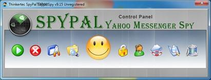 Download SpyPal Yahoo! Messenger Spy 2012
