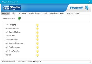 Download SpyShelter Firewall