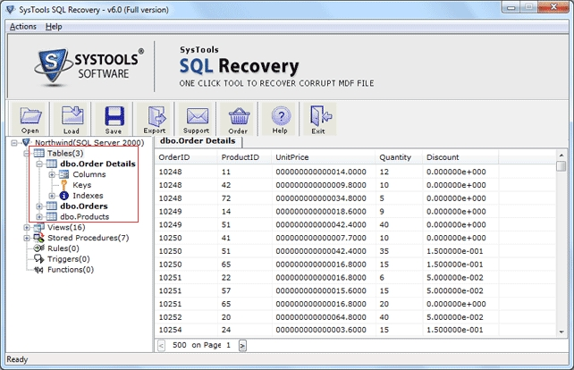 SQL 2000 Database Repair - standaloneinstaller com