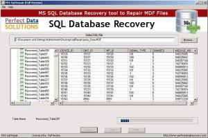 Download SQL Recovery Software