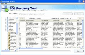 Download SQL Server Database Recovery