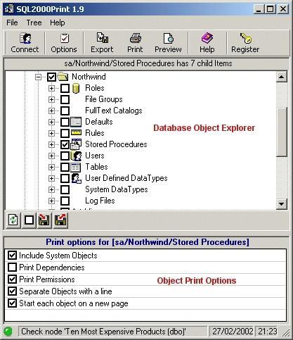 Download SQL7Print