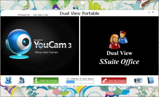 SSuite Dual View Portable