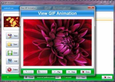 SSuite Office Gif Animator