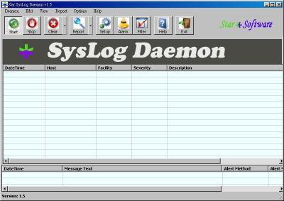 Download Star SysLog Daemon