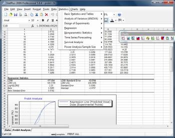 Download StatPlus 2009 Portable