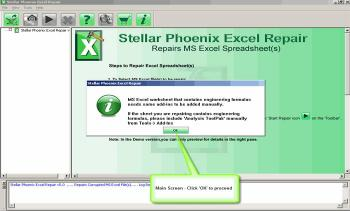 Download Stellar Phoenix Excel Recovery
