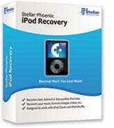 Download Stellar Phoenix iPod Recovery for Mac