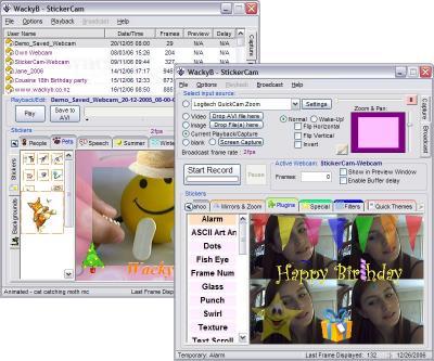 Download StickerCam