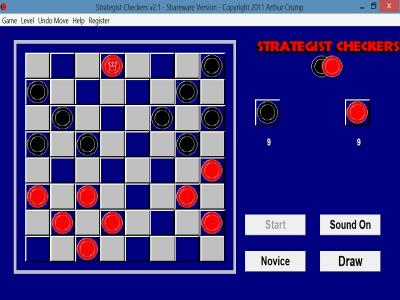 Download Strategist Checkers