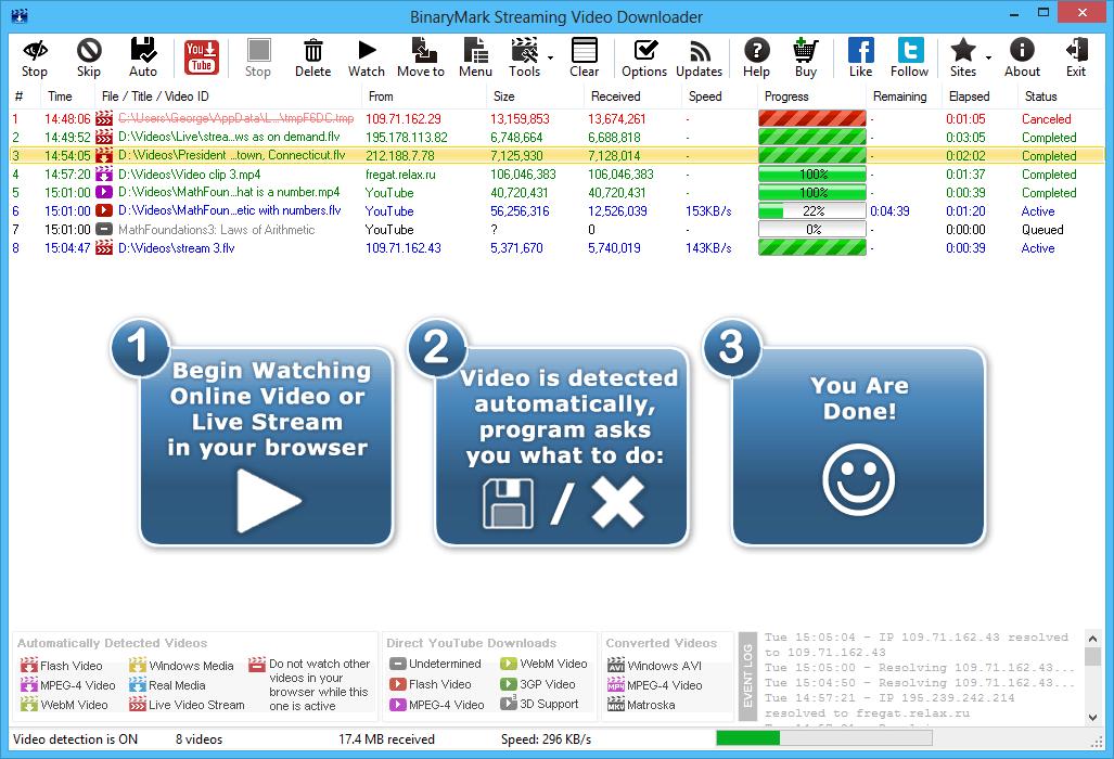 Streaming Video Downloader Lite
