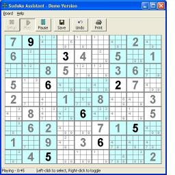 Download Sudoku Assistant