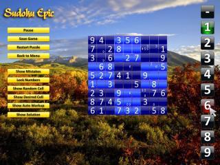 Download Sudoku Epic (Mac)