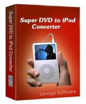 Download Super DVD to iPod Converter Version 3.2