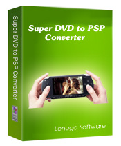 Super DVD to PSP Converter tunny