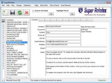 Download Super Rolodex
