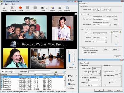 Download Super Webcam Recorder