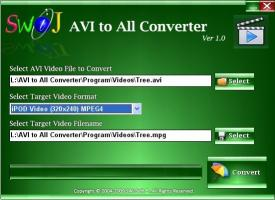 Download SWiJ AVI to All Converter