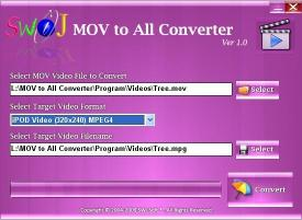 Download SWiJ MOV to All Converter