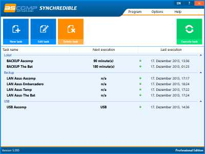 Download Synchredible