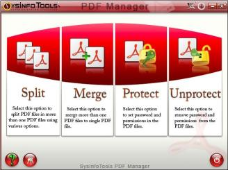 Download SysInfoTools PDF Manager
