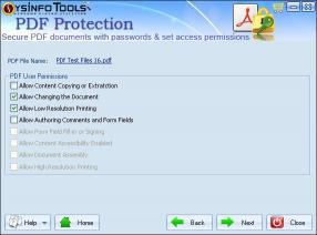 Download SysInfoTools PDF Protection