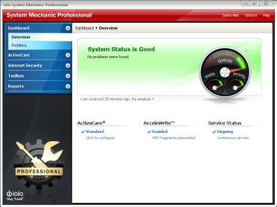 Download System Mechanic Professional