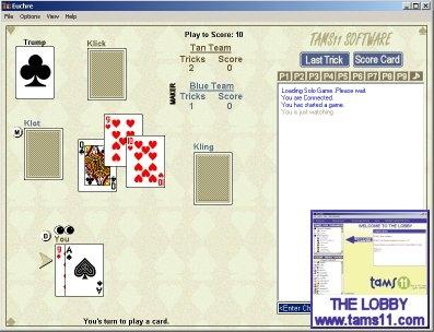 Download Tams11 Euchre