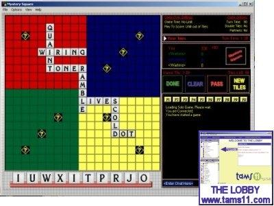 Download Tams11 Mystery Square