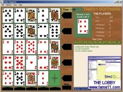 Download Tams11 Poker Squares