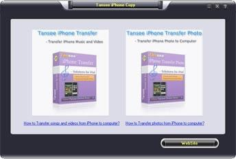 Download Tansee iPhone Song & Video & Photo Copy