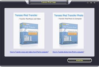 Download .Tansee iPod Copy Pack II p