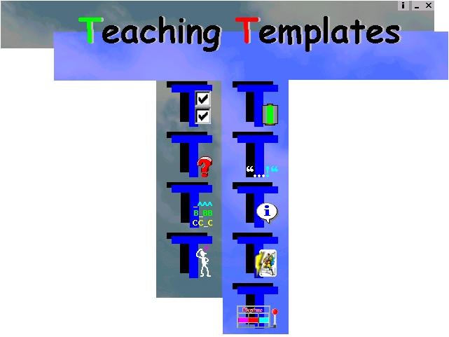 Teaching Templates Quiz Maker - standaloneinstaller com
