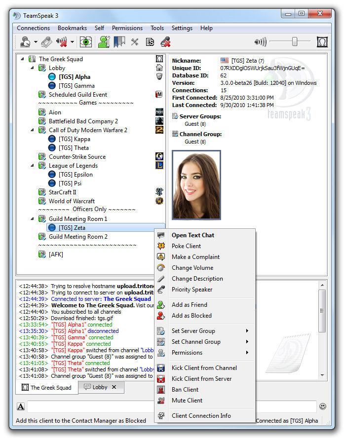free download teamspeak 3 for windows 7