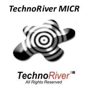 Download TechnoRiver MICR Font