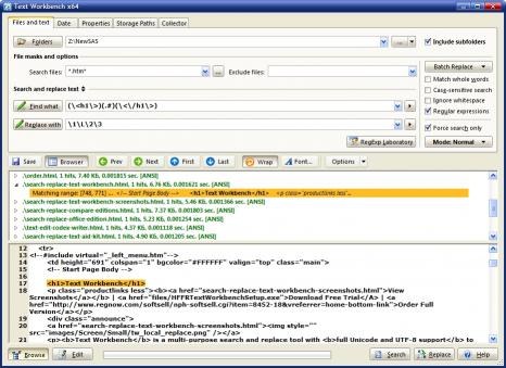 Download Text Workbench