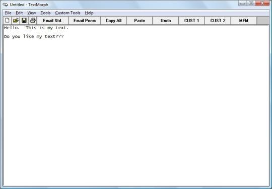 TextMorph - standaloneinstaller com