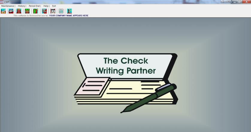 Download The Check Writing Partner