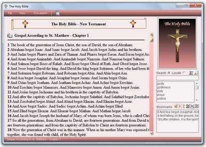 Download The Holy Bible - New Testament