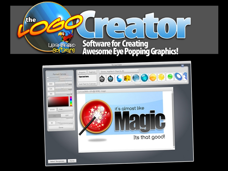 the logo creator for mac osx