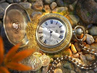 Download The Lost Watch 3D Screensaver